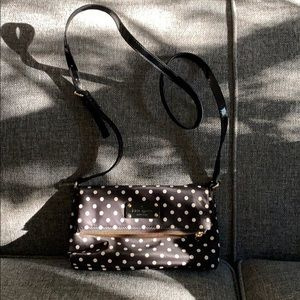 Kate Spade small polka dot crossbody